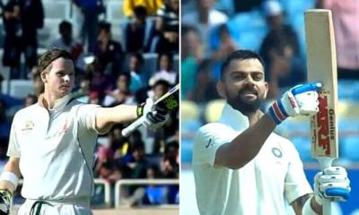 Virat Kohli is Jonty Rhodes' current favourite as compared to Steve Smith
