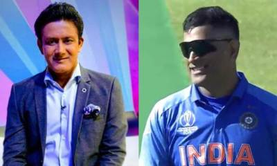 MS Dhoni certainly deserves a proper send-off, says Anil Kumble