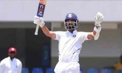 Ajinkya Rahane will be happy if Rohit open the innings in Test