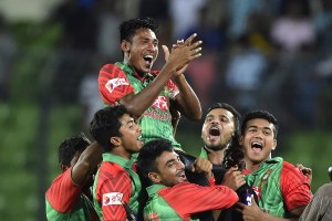 India Tour of Bangladesh 2015, Third ODI