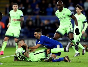 Manchester City Leicester City
