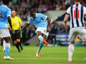Yaya Toure's 2015-16 Season in Numbers