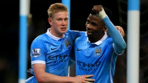 Manchester City Everton Capital One Cup Semifinal
