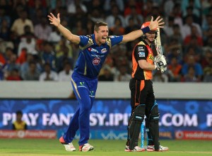 IPL 2016 Sunrisers Hyderabad Mumbai Indians