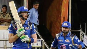 Mumbai Indians' Playing XI