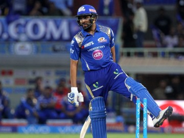 Mumbai Indians One-man Army Rohit Sharma
