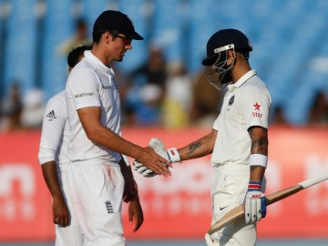 India vs England 2016 First Test