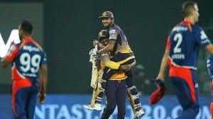 18th match scorecard: Manish Pandey's 69* leads KKR to a thrilling win over Delhi
