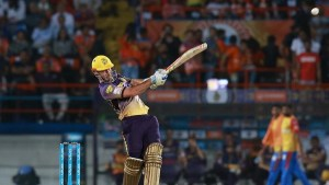 IPL 2017, 3rd match scorecard: GL v KKR, April 7