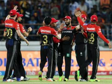 Match 31: RCB vs GL Playing XI