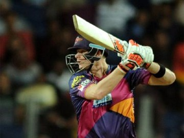 IPL 2017, 2nd match: Steve Smith's 84* helps RPS win by seven wickets against MI