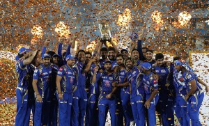 Final: Mumbai Indians are IPL 2017 champions