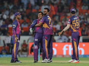 44th match: 17th IPL hat-trick hero is Jaydev Unadkat for RPS vs SRH