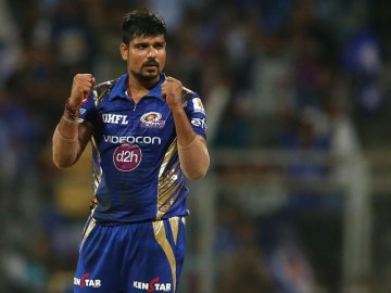 Karn Sharma: the man-of-the-match in the 2nd qualifier of IPL 2017