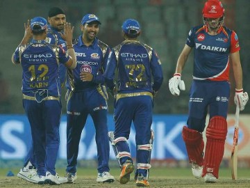 45th match: Mumbai beat Delhi by 146 runs, the highest victory margin in IPL