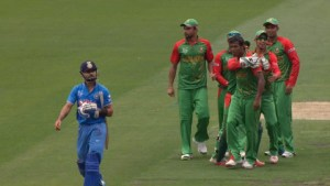June 15: Bangladesh vs India, second semi-final, CT 2017