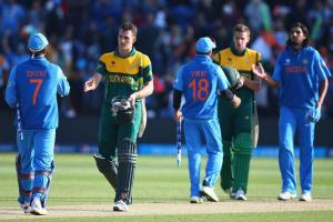 India vs South Africa, Champions Trophy 2017, June 11