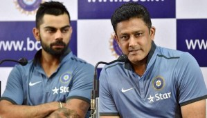 Kumble's resignation engineered by Kohli