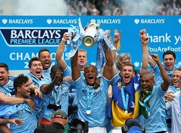 Man City trophies list