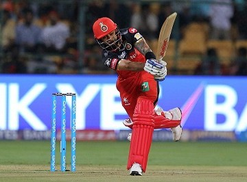 Most sixes in IPL by a team