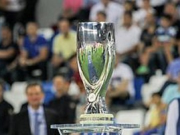 2017 UEFA Super Cup: Real Madrid vs Manchester United