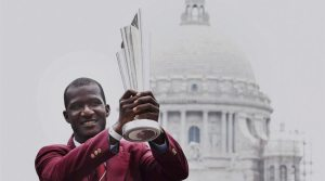 Darren Sammy, the most successful T20 captain