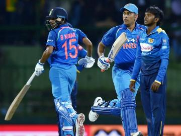 Sri Lanka vs India 3rd ODI, 2017, August 27
