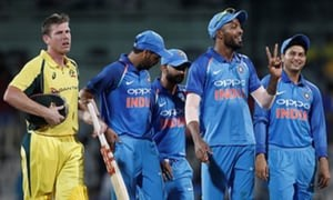 India vs Australia 1st ODI, 2017