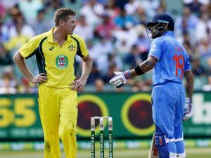 India vs Australia ODI, T20I series 2017