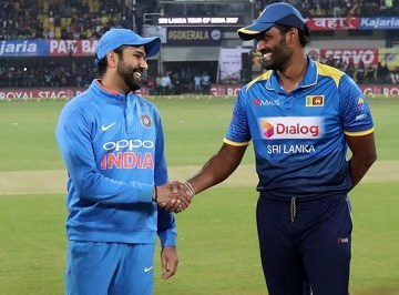 India vs Sri Lanka 3rd T20