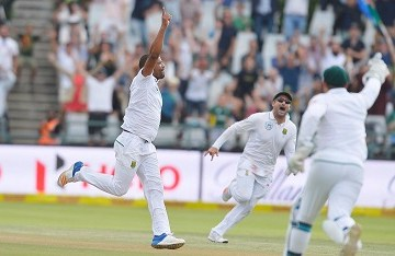 South Africa vs India 1st Test 2018