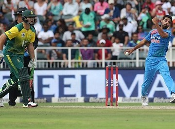 South Africa vs India 1st T20 2018