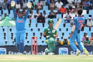 South Africa vs India 2nd ODI 2018