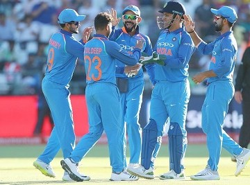 India vs South Africa 4th ODI 2018