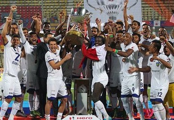 List of ISL winners