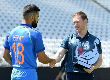 India vs England 3rd ODI probable 11
