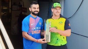 India tour of Australia 2018-19 results