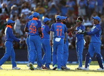 India vs New Zealand 2nd ODI 2019 full scorecard | Jan 26, Mount Maunganui, Bay Oval