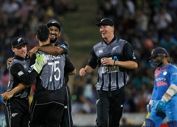 India vs New Zealand 3rd T20 2019 full scorecard | Feb 10, Hamilton