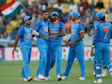 India vs New Zealand 5th ODI 2019 full scorecard | Feb 3, Wellington