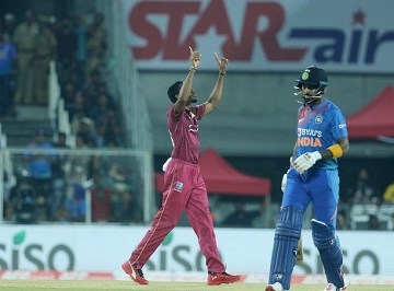 India vs West Indies 2nd T20 2019 | Score, stats | December 8, Trivandrum