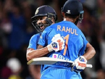 India vs New Zealand 3rd T20 score, stats 2020 | Hamilton, Jan 29