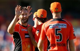 Perth Scorchers vs Adelaide Strikers BBL Match Live Score Ball By Ball