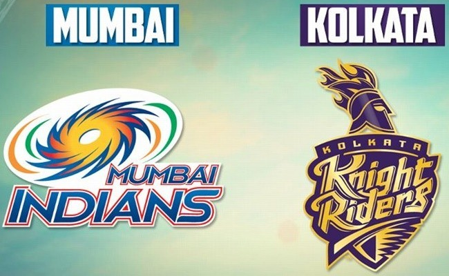 Mumbai Indians vs Kolkata Knight Riders Prediction IPL Match Live Score