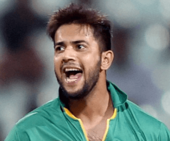 Pakistani Player Imad Wasim Profile