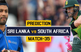 Who Will Win Today ICC CWC 2019 Sri Lanka vs South Africa 35th Match Today Match Prediction