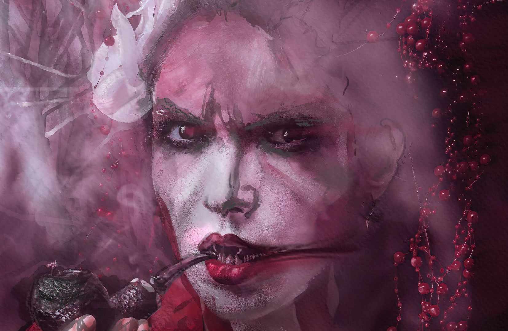 Geisha - Digiartwork