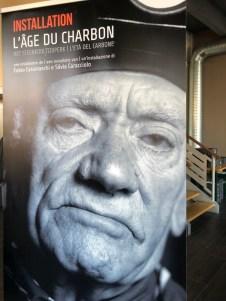 """Expo """"L'âge de Charbon"""" jusqu'au 9 septembre au Bois du Cazier"""