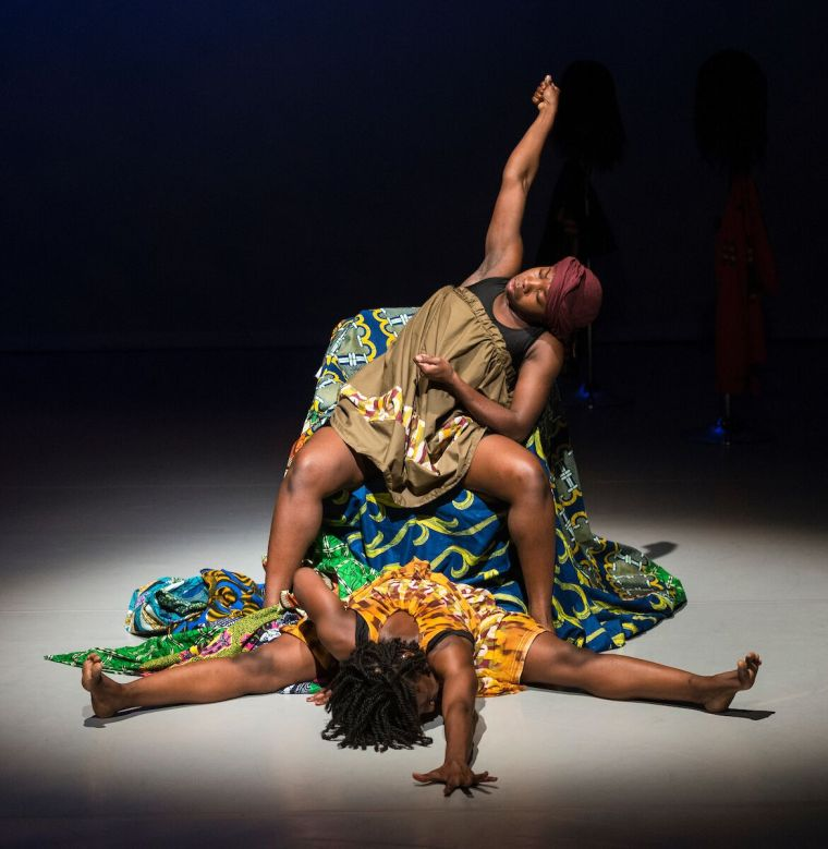 Contemporary Dance, Ghanaian, R & B, ethnic, live performance