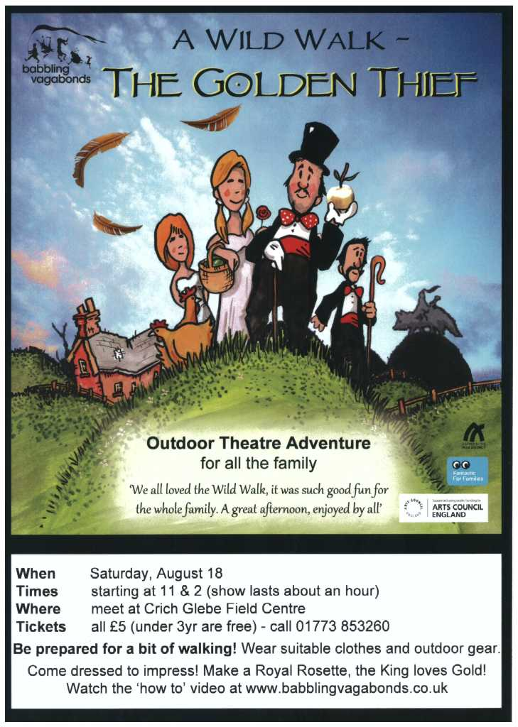 Outdoor theatre adventure for all ages